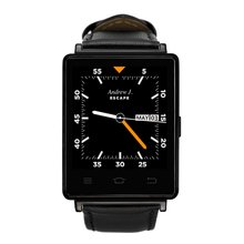 Touch crystal screen waterproof android wifi 3G watch phone smart watch mobile phone android wifi 3G smart watch