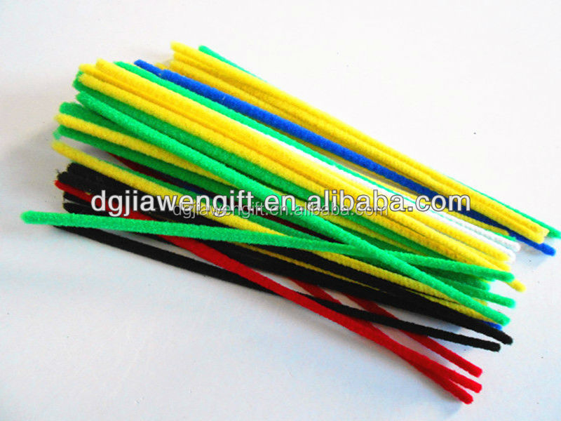 6mm assorted color Pipe Cleaners for art