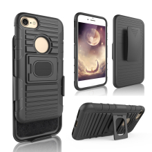 Shockproof Mobile Phone Accessories Factory in China Soft TPU+Hard PC Hot Selling Cell phone Cases for iphone 7