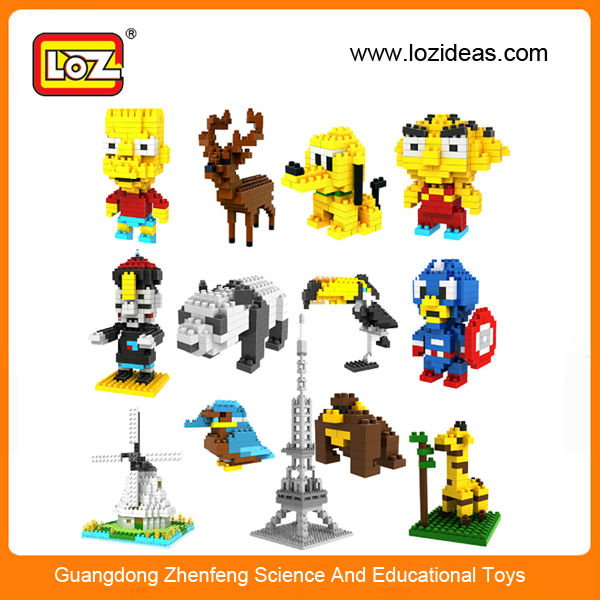 Toys Co., LTD .Guangdong Zhenfeng Science (LOZ Manufacture)