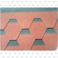 Laminated Bitumen Asphalt Roofing Shingle