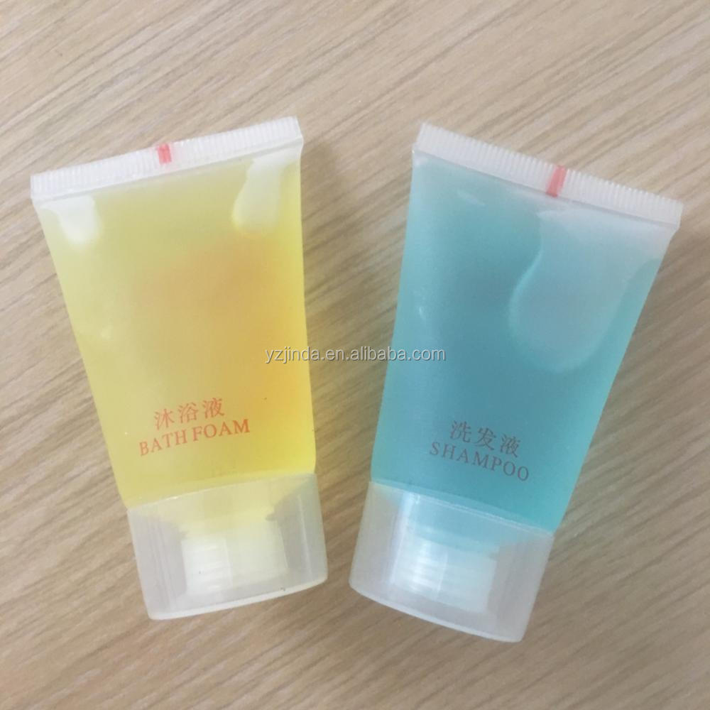Top Selling Disposable Hotel soap and Shampoo in Bottle