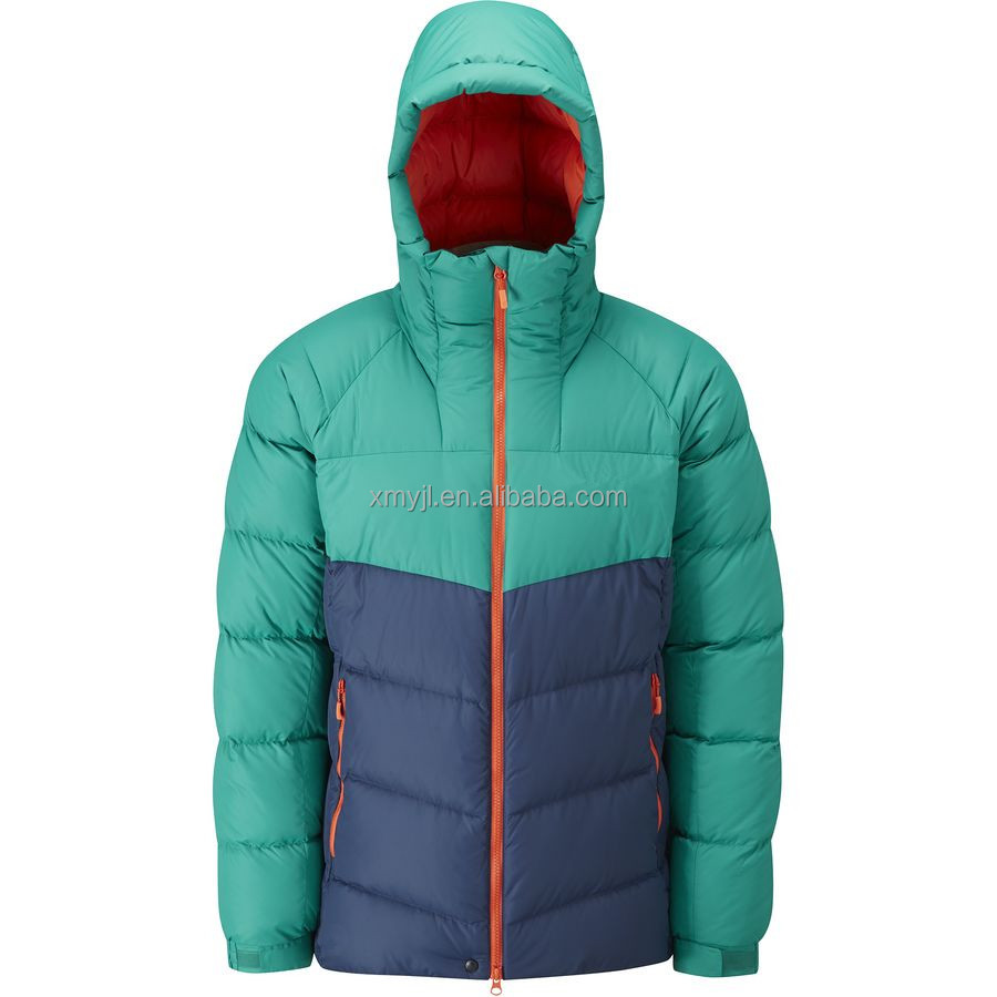 top brand high end men down jacket for winters ultralight down jacket coat