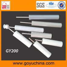 Hot sale short plastic sliding door piston with 100000 cycles