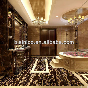 Luxury 3D hotel interior design