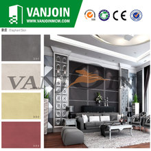 Flexible TV Wall Panel Dermatoglyph Elephant Leather Ceramic Tile