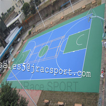 Paint Basketball Court Outdoor Environmental Floor Paint