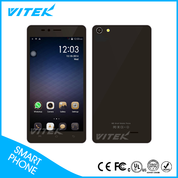 Double Glass Android Cheap Smartphone with Sim Card Slot