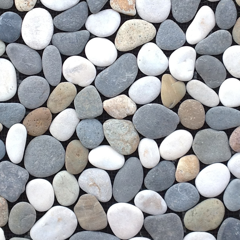 Hot sale craft outdoor playground pebble stone