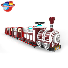 Amusement Theme Park Ride Electric Train Attraction+Kids Electric Mini Train