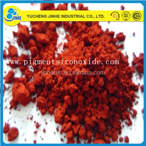 ISO/BV Manufacturer Supply Lipsticks Raw Material Iron Oxide Red 101