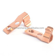 OEM high strength structure copper lock bracket