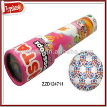 Colorful plastic promotional kaleidoscope for sale