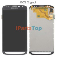 Wholesale OEM Original Genuine Black Blue LCD Screen With Touch Screen Digitizer Assembly For Samsung S4 Active GT-i9295