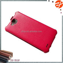 for HTC G16 ChaCha protective mobile phone leather case