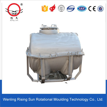 rotomold cast aluminum mould for plastic pallet for sale