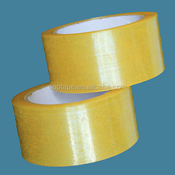 10 years factory color adhesive sell well stationery opp tape lacquered aluminum foil