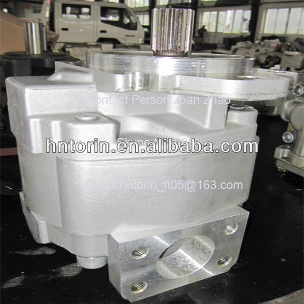 Wheel loader WA470-1 Hydraulic Pump 705-12-34210,705-52-20100 For Malaysia