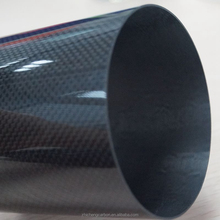 best quality large diameter carbon fiber tube 150mm for sale