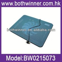 Christmas gift adjustable laptop cooling pad with stand BW249
