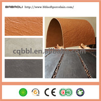 House refurbishment usage tile flexible slate tile