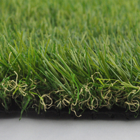 Artificial Grass Fence For Home Decorations