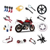 Tarazon Made In China Motorcycle Spare Parts For Bajaj Pulsar