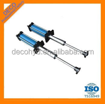 Oil driven high pressure good quatity with competitive price small telescopic multistage hydraulic cylinder for press and crane