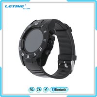 New Cheap Bluetooth Smart Watch Phone With GSM Sim card Pedometer Sleep Monitor Stopwatch Multi-function Shenzhen Factory