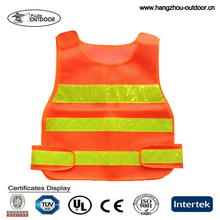 New arrival clothing high reflective motorcycle children safety vest