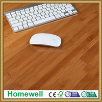 natural carbonized uniclic bamboo flooring