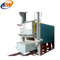 Qingdao Car Bottom Trolley Electrical Resistance Heating treatment Furnace