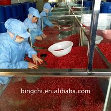 High quality cheap price dehydrated crushed chilli iso 100% natural