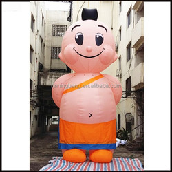 NB-CT310 height 6.5m inflatable baby for outdoor decoration
