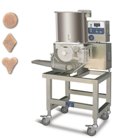 Popular Profession Widely Used Meat vegan burger / hamburger patty making / shaping / forming machine