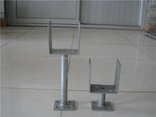 Various types of steel rod anchor