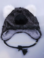 knitted fashion animal ear winter hat