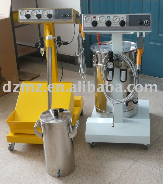vibrating powder coating spray equipment for wholesale