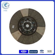 Automatic Transmission Performance Clutch Kits Bronze Clutch Disc For Yuchai