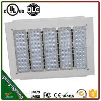 Shenzhen Meanwell driver 60w 80w 120w 150w 180w outdoor gas station led canopy lights led canopy light