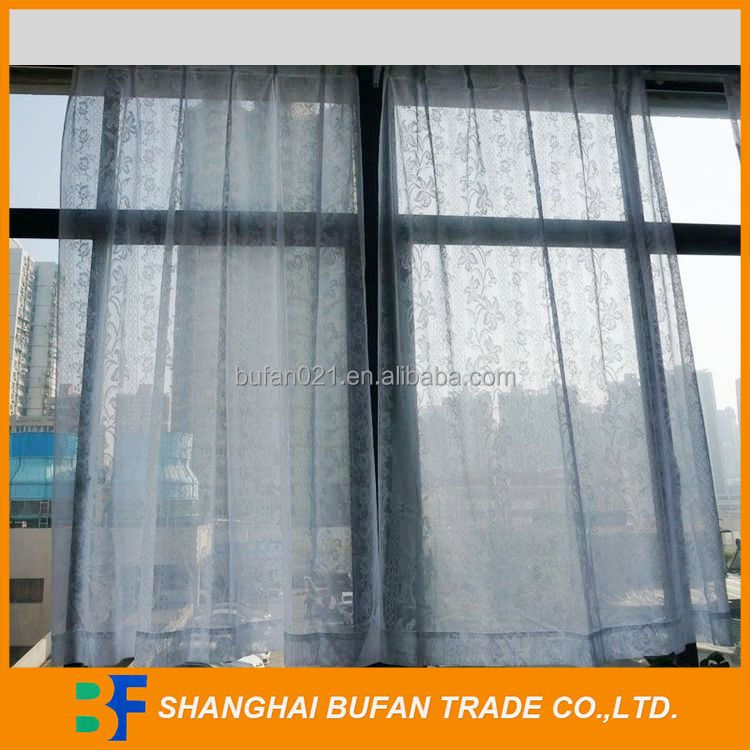 Good feature new fashion lace curtain for windows