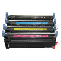 Remanufactured Recycling Cartridges C9730A C9731 C9732 C9733 Toner for HP in Zhuhai