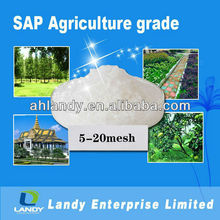 SAP Water Retaining Gel for agriculture