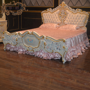 French furniture bedroom set-luxury french furniture-antique bedroom furniture set