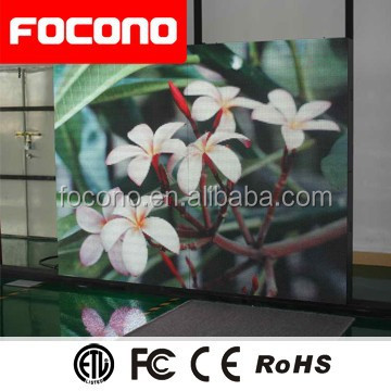 Large Rental 2014 & 2015 P4 Hd Sex Videos Indoor Led Screen