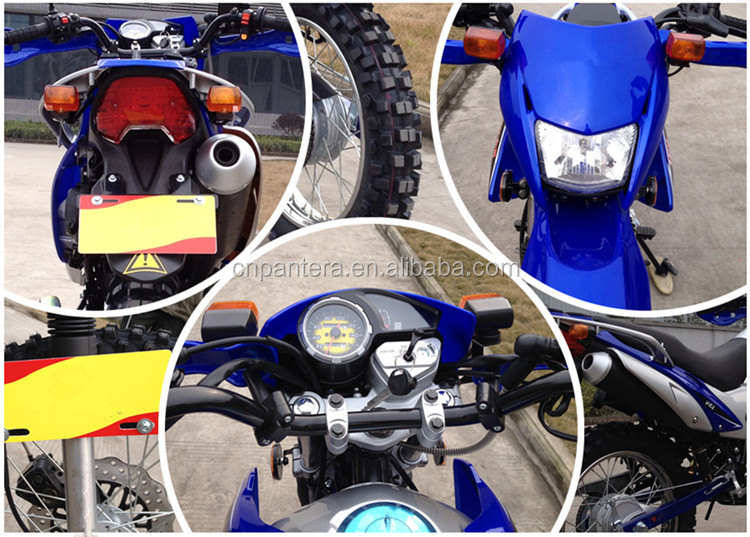 2016 Cheap Dirt Bike Bolivia Motocicleta Motorcycle 200cc