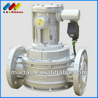 Aluminum Alloy Gas Overpressure Brown Shut-off Valve