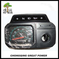 AX100 Motorcycle LED Speedometer