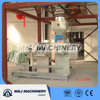 calcium carbonate powder bagging machine from China