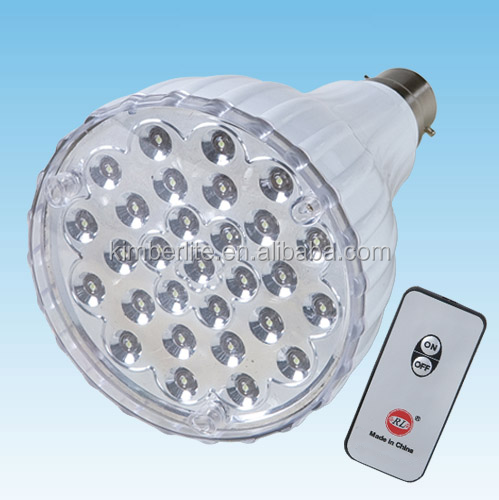 28pcs led chips AC/DC two working modes rechargeable Led emergency lamp